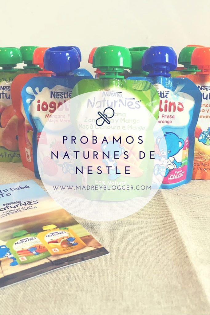 bolsitas naturnes de Nestle en Madre y Blogger www.madreyblogger.com