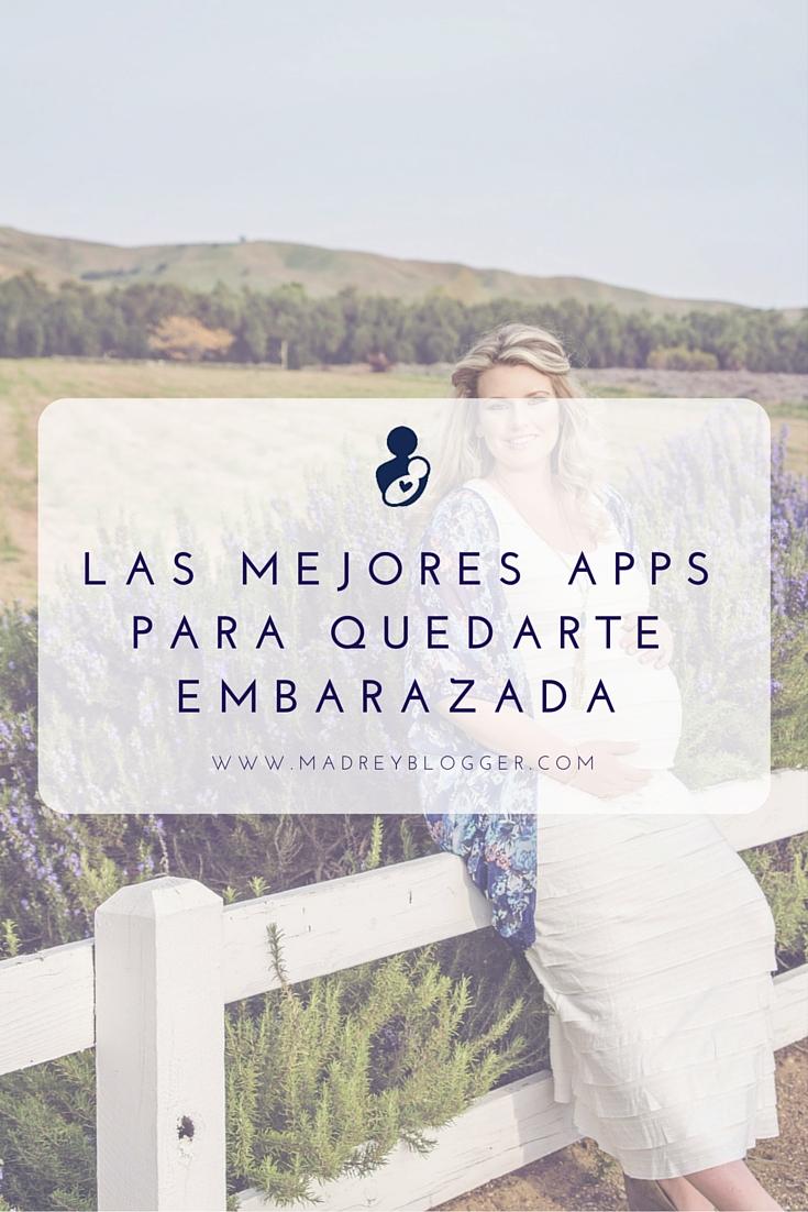 las mejores apps para conseguir un embarazo y quedarse embarazada