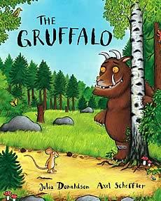 Portada the Gruffalo