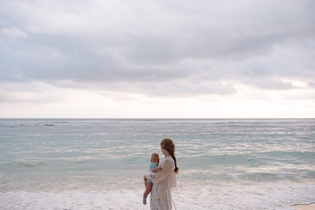 La importancia de un buen protector solar para bebés y niños